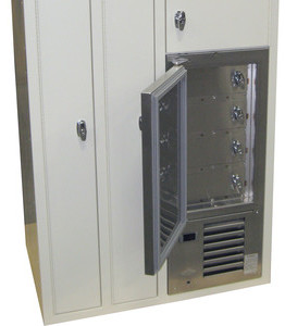ELR & ELRI Refrigerated evidence lockers