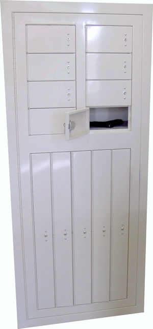 FLC-717-  Indoor weapon cabinet