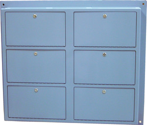 FL-714- Medium duty Pistol lockers