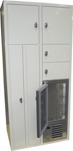 Police Lockers for Evidence Storage